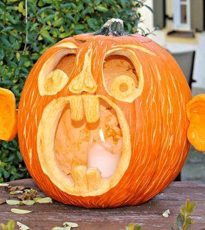 Como Hacer Una Calabaza Para Halloween El Huerto Urbano El - Calabaza-hallowen