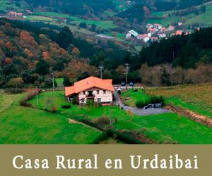 Casa rural en Urdaibai