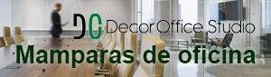 Mamparas de Oficina DecorOffice Studio