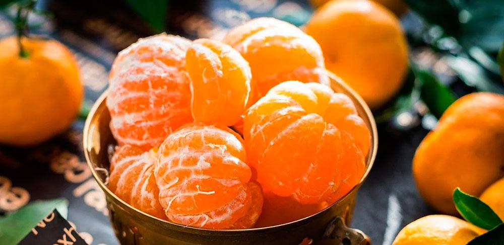 Mandarinas de Valencia