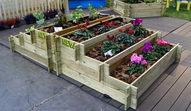 Nuevas mesas de cultivo para el huerto urbano el huerto for Mesa de cultivo casera