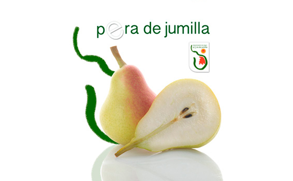Poster Pera de Jumilla