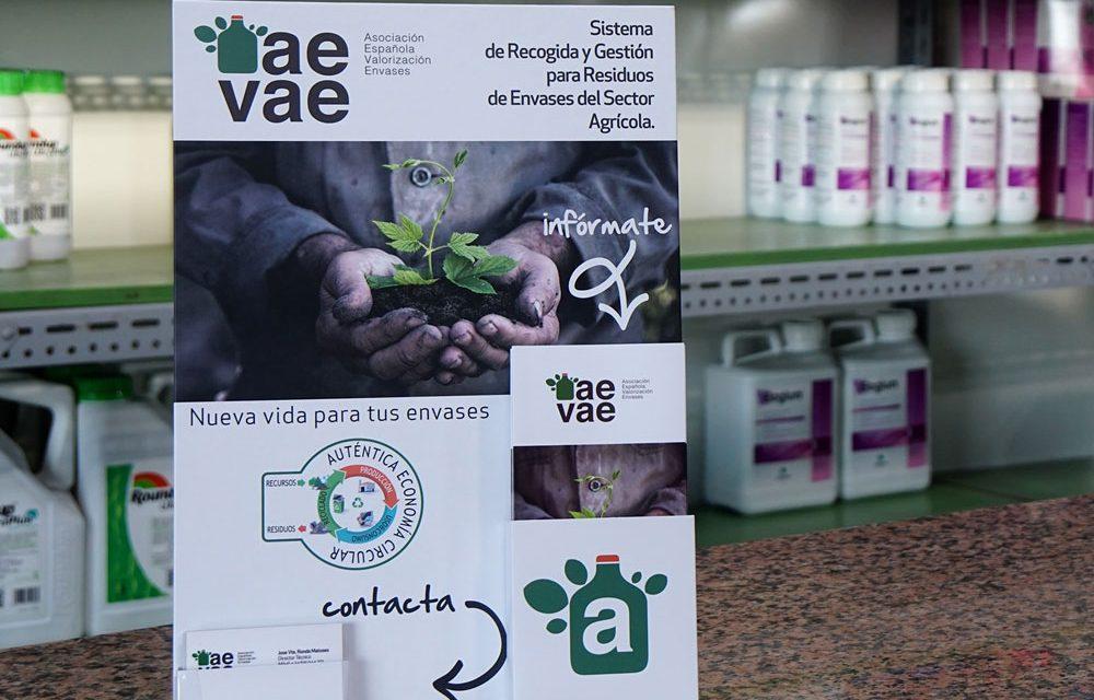 Recogida de envases de fertilizantes y fitosanitarios