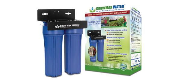 Riegos con agua de calidad
