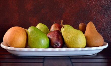 Características y variedades de pera